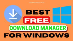 Read more about the article Which Free Download Manager To Choose For Windows?