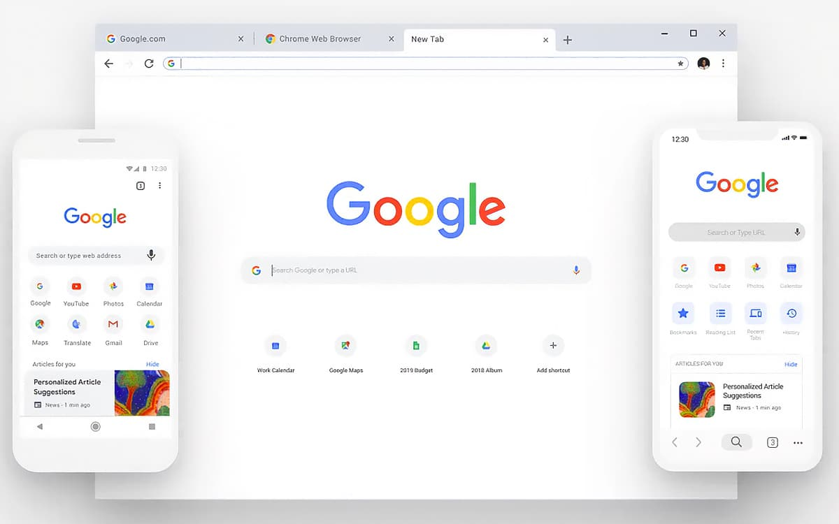 Read more about the article Chrome 90: security, page naming, better video quality, here are all the news