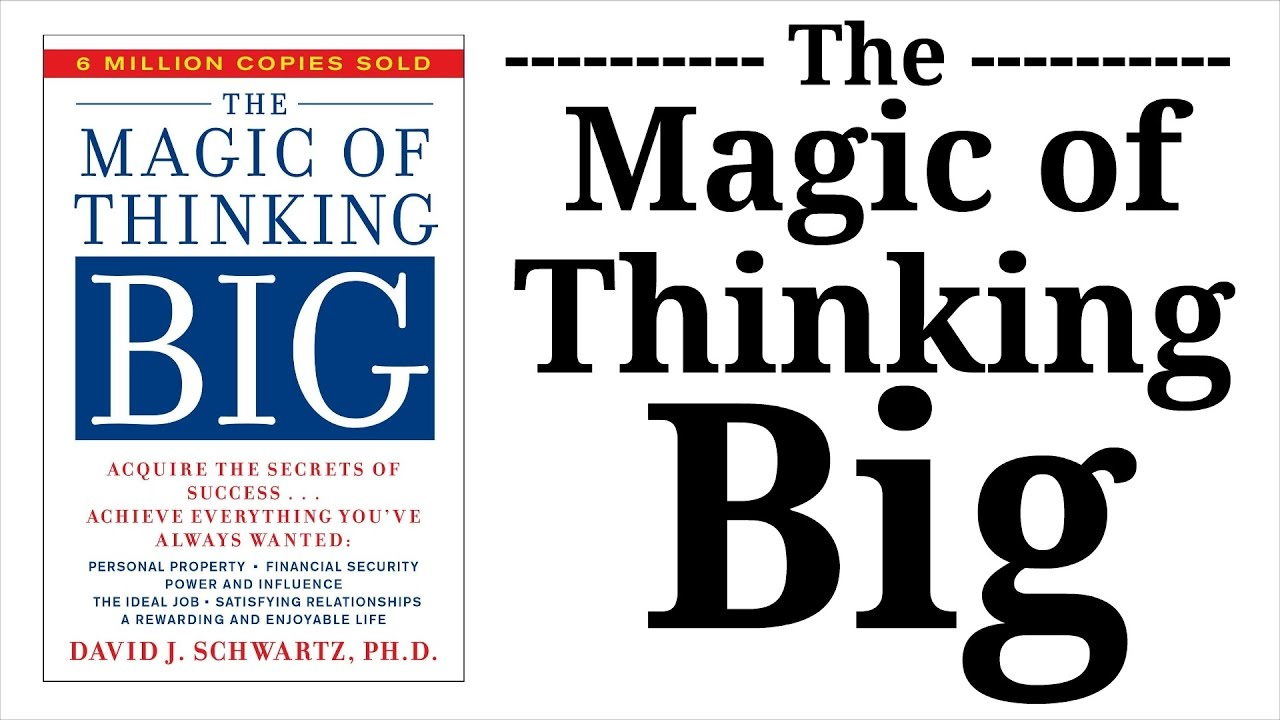 Read more about the article The Magic of Thinking Big Book Summary by David J. Schwartz