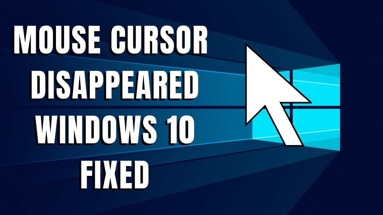 Read more about the article [Solved]: Mouse Pointer Disappears In Windows 10, Google Chrome, Or Surface