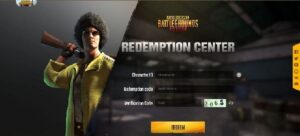 Read more about the article BGMI Redeem Code Today [LATEST]- BGMI redemption center- BGMI code Free UC